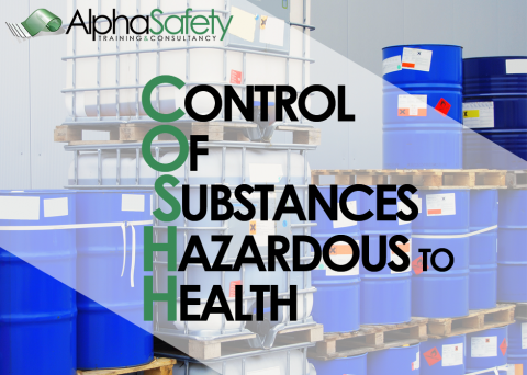 COSHH - Control of Substances Hazardous to Health image