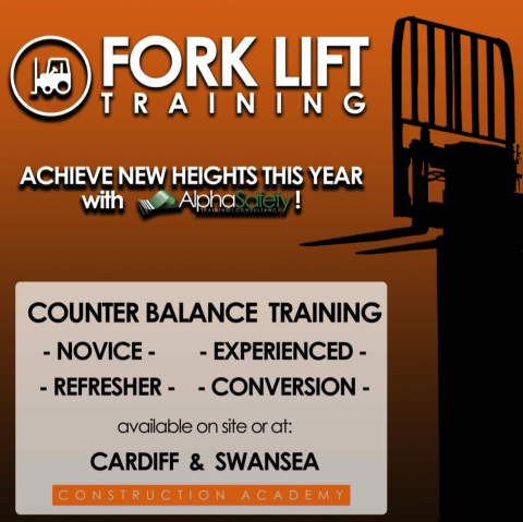 Fork Lift Training with Alpha image