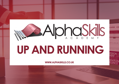 Alpha Skills Now Up and Running! image