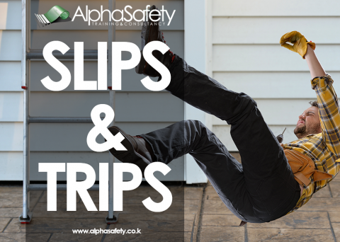 Slips and Trips image